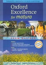 Oxford Excellence for matura - exam builder